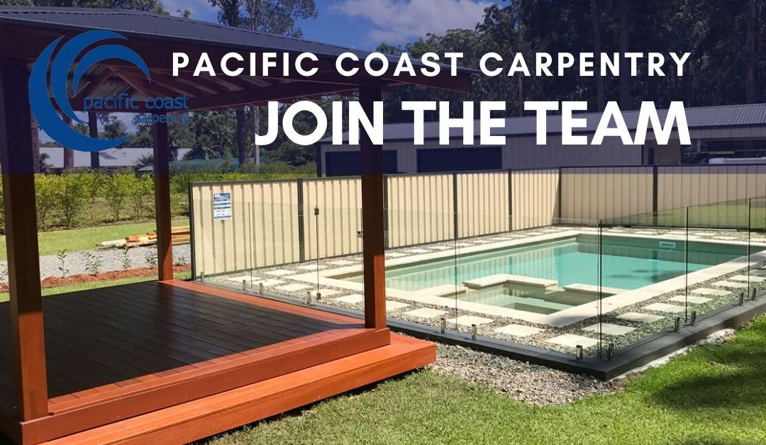 Carpentry Positions Available