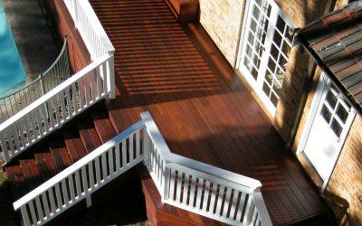 New timber decks Port Macquarie
